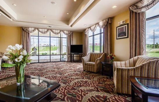 Hol hotelowy Comfort Suites Jackson-Cape Girardeau