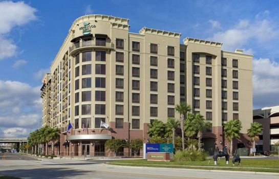 Außenansicht Homewood Suites by Hilton Jacksonville Downtown-Southbank