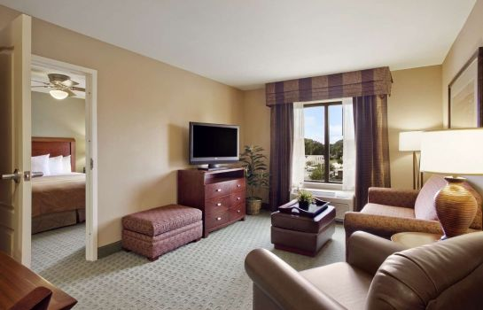 Chambre Homewood Suites by Hilton Jacksonville Downtown-Southbank
