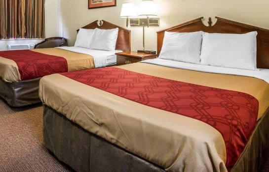 Chambre double (confort) Econo Lodge Jeffersonville