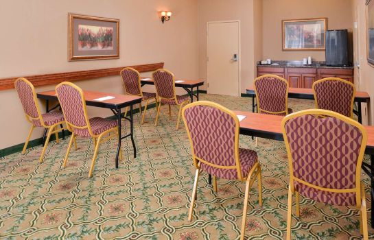 Conference room Hampton Inn Kansas City-Near Worlds of Fun
