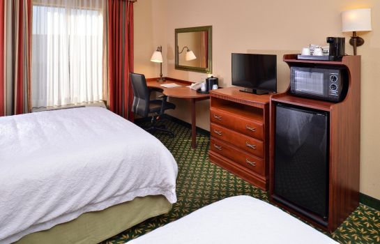 Zimmer Hampton Inn Kansas City-Near Worlds of Fun