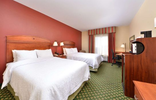 Room Hampton Inn Kansas City-Near Worlds of Fun