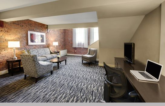Suite Fairfield Inn & Suites Keene Downtown
