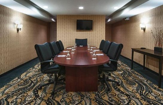 Conference room Fairfield Inn & Suites Keene Downtown