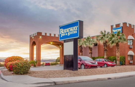 Vista esterna Rodeway Inn and Suites Lake Havasu City