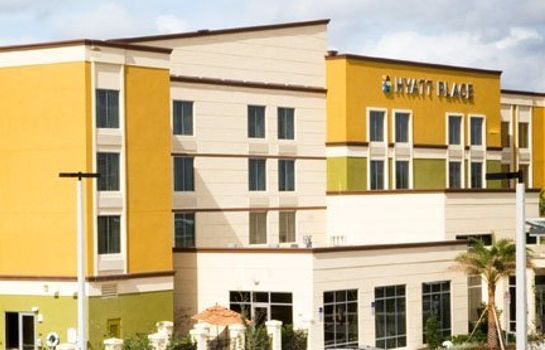 Exterior view Hyatt Place Lake Mary Orlando North