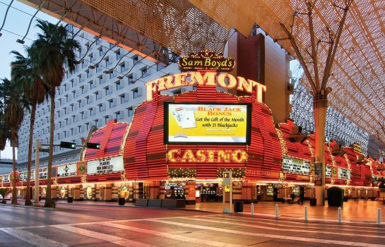 Buitenaanzicht Fremont Hotel and Casino