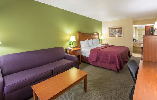 Zimmer Quality Inn Merchants Drive