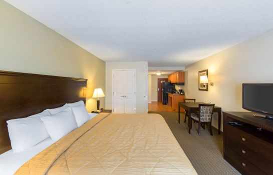Suite MainStay Suites Knoxville
