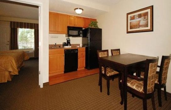 Zimmer MainStay Suites Knoxville