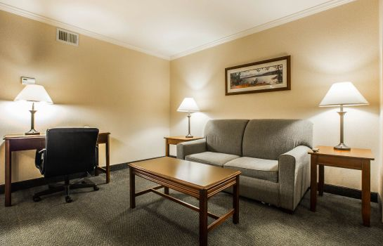Zimmer Clarion Inn & Suites at the Outlets of Lake George