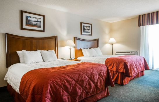 Pokój Clarion Inn & Suites at the Outlets of Lake George