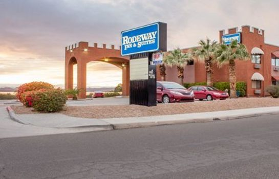 Außenansicht Rodeway Inn & Suites Lake Havasu City