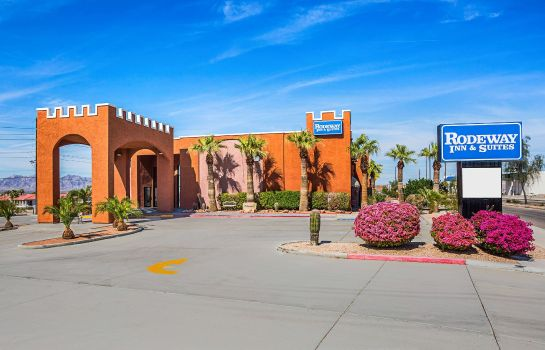Vista exterior Rodeway Inn & Suites Lake Havasu City