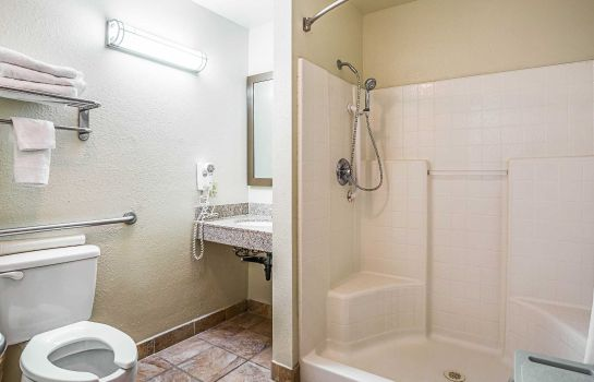 Chambre Rodeway Inn & Suites Lake Havasu City