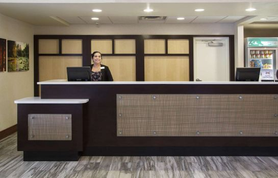 Hall de l'hôtel Homewood Suites by Hilton Denver West - Lakewood