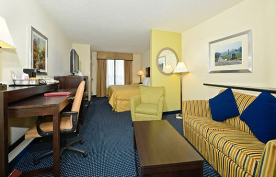 Info Comfort Suites Amish Country