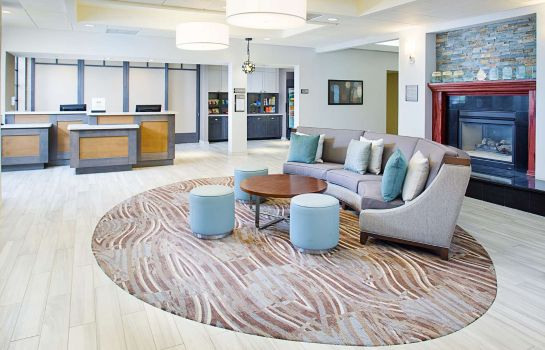 Hotelhalle Homewood Suites by Hilton Lancaster