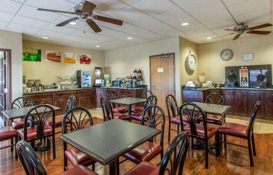 Restaurante Comfort Inn Near University of Wyoming