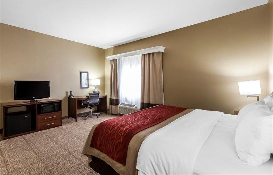 Suite Comfort Inn Near University of Wyoming