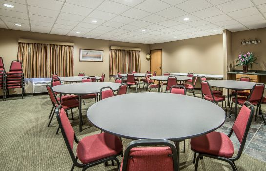 Sala de reuniones Comfort Inn Near University of Wyoming