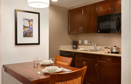 Hotel-Bar Homewood Suites by Hilton Las Vegas Airport