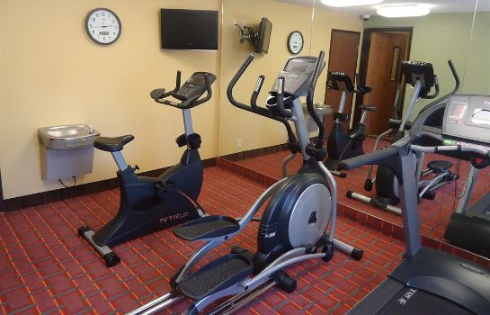 Sports facilities Town House Extended Stay Hotel Downtown
