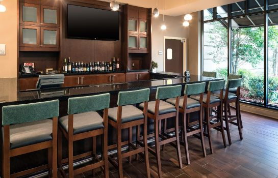 Hotel bar Hampton Inn - Suites Little Rock-Downtown