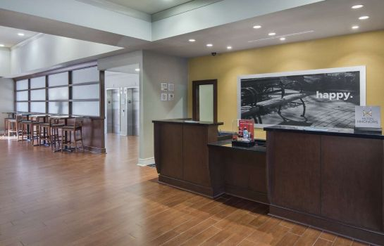 Hall Hampton Inn - Suites Little Rock-Downtown