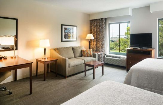 Suite Hampton Inn - Suites Little Rock-Downtown