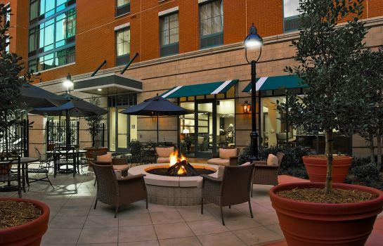 Info Hampton Inn - Suites Little Rock-Downtown