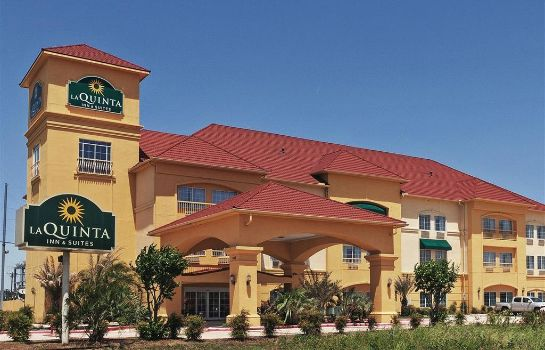 Vista exterior La Quinta Inn Ste Livingston