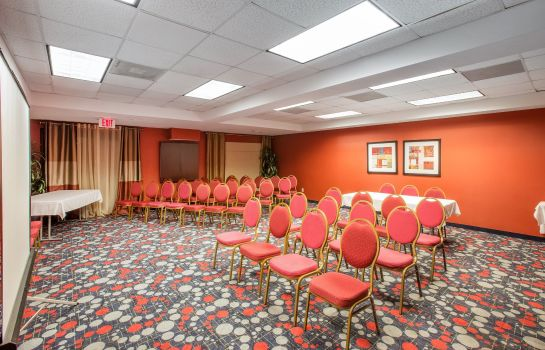 Conference room Comfort Suites Locust Grove
