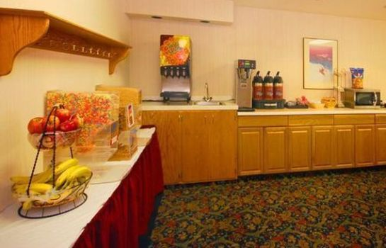 Restaurant Days Inn and Suites Logan