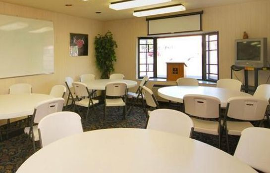 Conference room Days Inn and Suites Logan