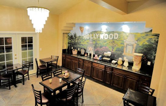 Sala colazione Hollywood Inn Express South