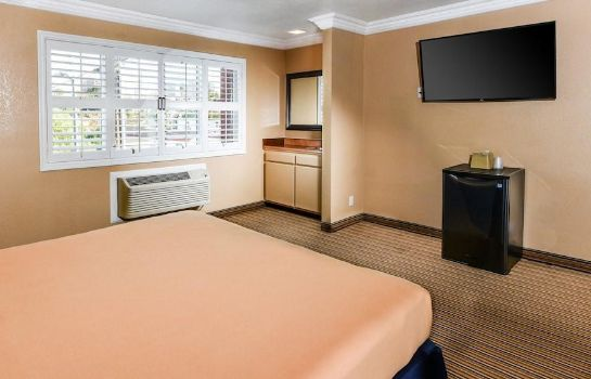 chambre standard Hollywood Inn Express South Hollywood Inn Express South