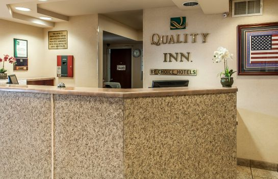 Hol hotelowy Quality Inn Farmington