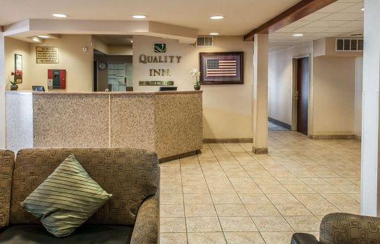 Hotelhal Quality Inn Farmington