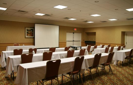 Conference room Hampton Inn Louisville Downtown