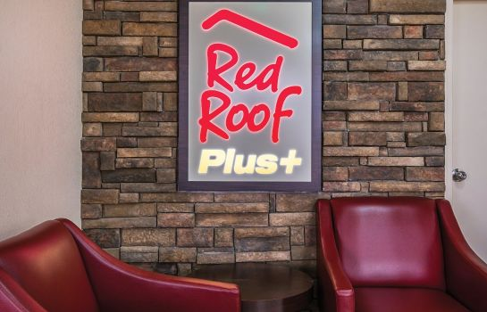 Hol hotelowy Red Roof  PLUS Huntsville-Madison