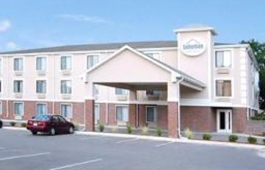 Exterior view Town House Extended Stay Hotel Downtown