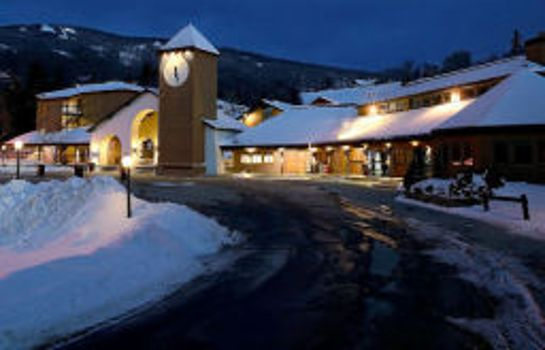 Außenansicht MOUNTAIN LODGE AT OKEMO MOUNTAIN RESORT
