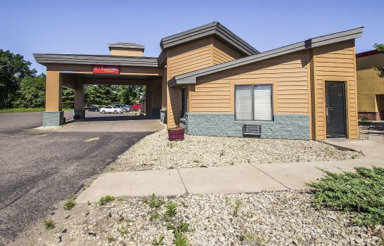 Buitenaanzicht Econo Lodge  Inn & Suites