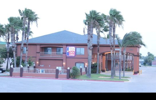 Vista exterior Texas Inn and Suites McAllen