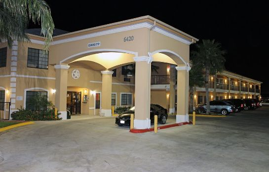 Außenansicht Texas Inn and Suites McAllen