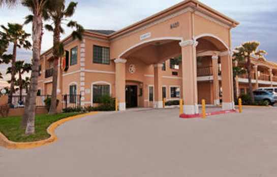 Buitenaanzicht Texas Inn and Suites McAllen