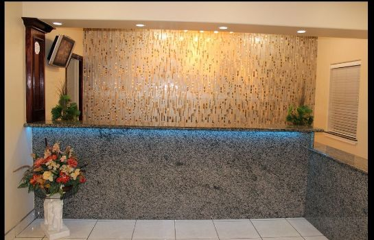 Reception Texas Inn and Suites McAllen