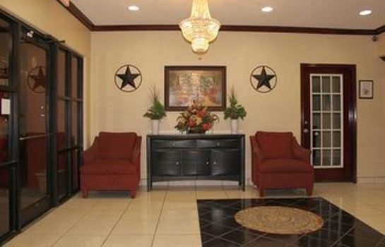 Hotelhalle Texas Inn and Suites McAllen